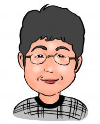 カサネン工業総務部長 坂本