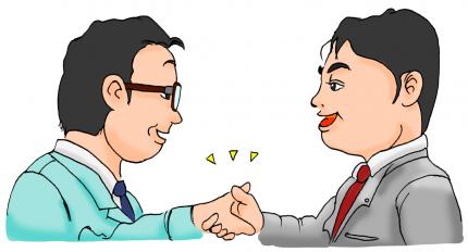 カサネン工業お問い合わせ後の契約成立