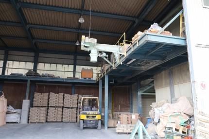 ベントナイトゼオライトを販売するカサネン工業の笠岡本社工場
