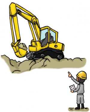 カサネン工業-鉱山掘削